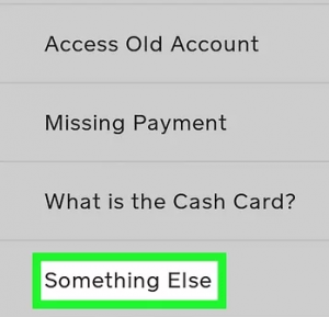 how to contact customer service for square cash app
