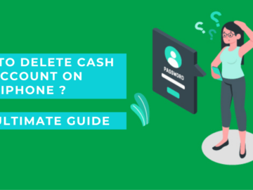 How To Delete Cash App Account on your iPhone-min